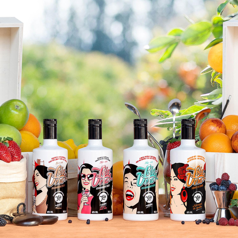 lola y vera gin collezione